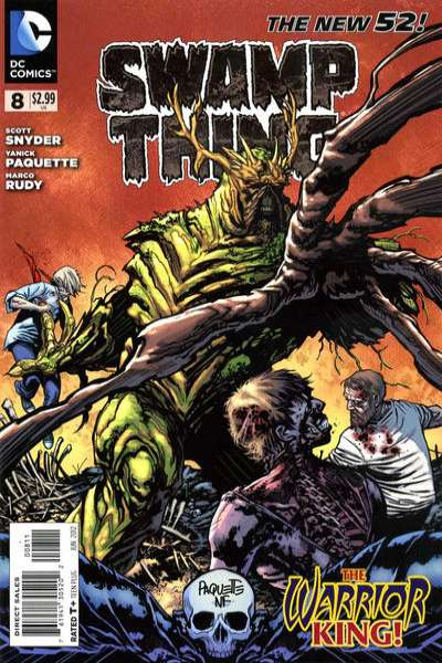 Swamp Thing #8 Comic Books - Covers, Scans, Photos  in Swamp Thing Comic Books - Covers, Scans, Gallery