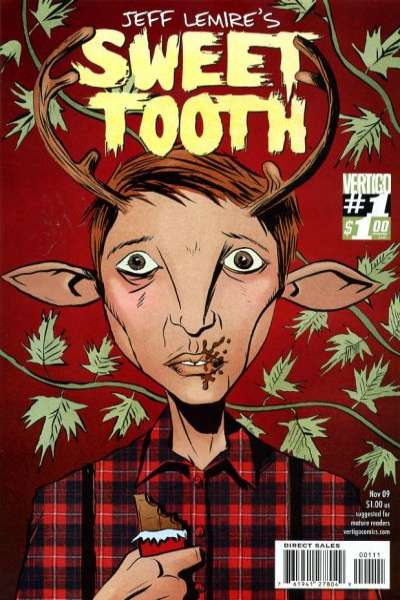 Sweet Tooth comic books