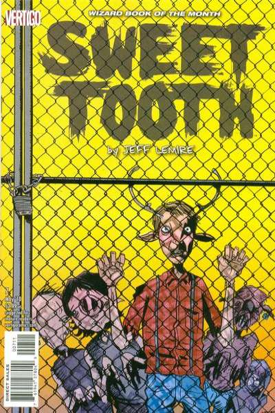 Sweet Tooth #7 Comic Books - Covers, Scans, Photos  in Sweet Tooth Comic Books - Covers, Scans, Gallery