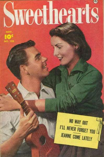 Sweethearts #105 comic books for sale