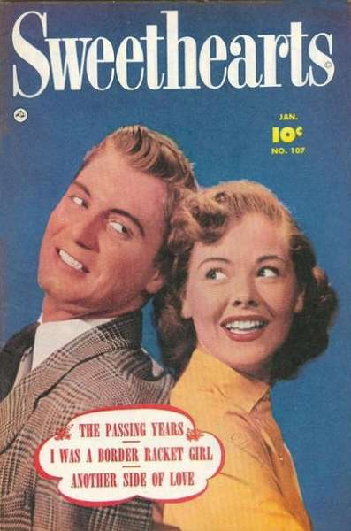 Sweethearts #107 comic books for sale