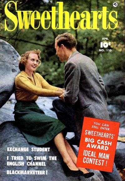 Sweethearts #110 comic books for sale