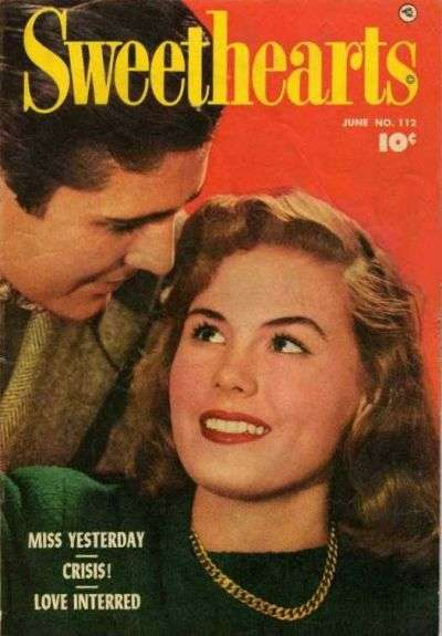 Sweethearts #112 comic books for sale