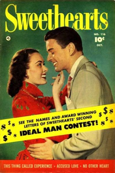 Sweethearts #116 comic books for sale