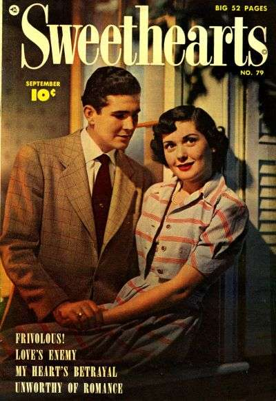 Sweethearts #79 comic books for sale