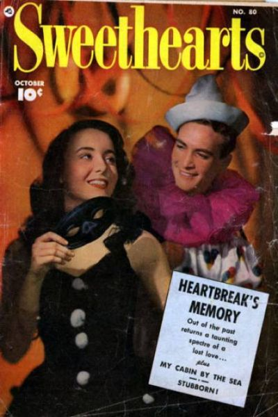 Sweethearts #80 comic books for sale