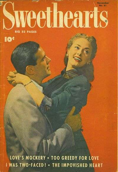 Sweethearts #81 comic books for sale