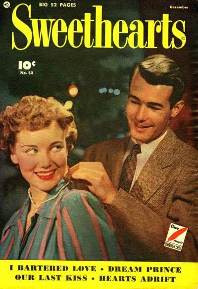 Sweethearts #82 comic books for sale