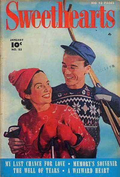 Sweethearts #83 comic books for sale