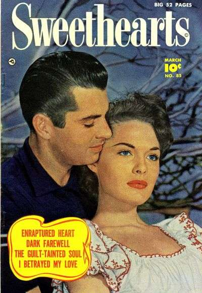 Sweethearts #85 comic books for sale