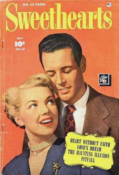 Sweethearts #87 comic books for sale