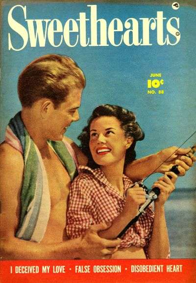 Sweethearts #88 comic books for sale