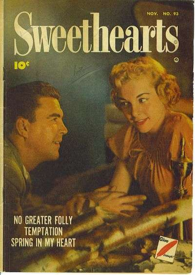 Sweethearts #93 comic books for sale