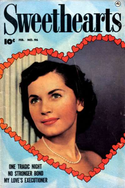 Sweethearts #96 comic books for sale
