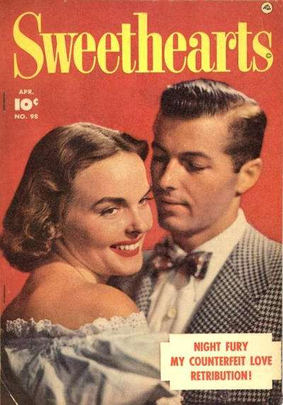 Sweethearts #98 comic books for sale