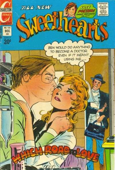 Sweethearts #130 comic books for sale