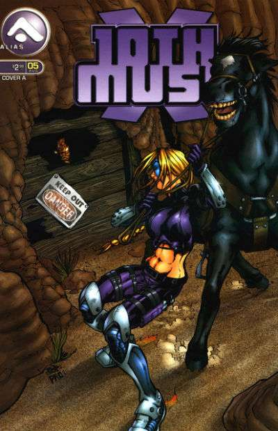 10th Muse #5 comic books for sale