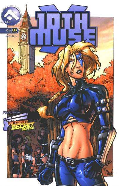 10th Muse #6 comic books for sale