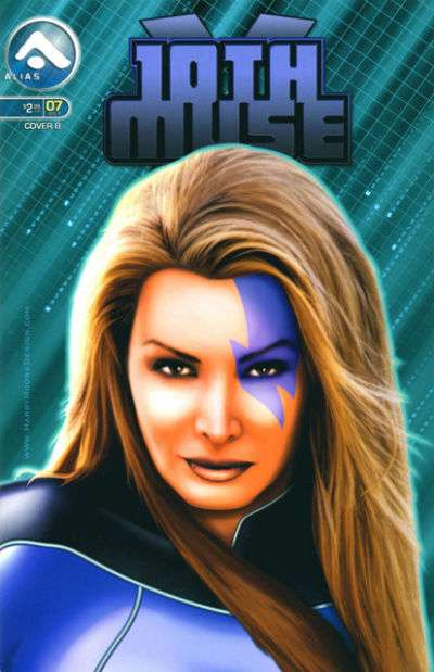 10th Muse #7 comic books for sale