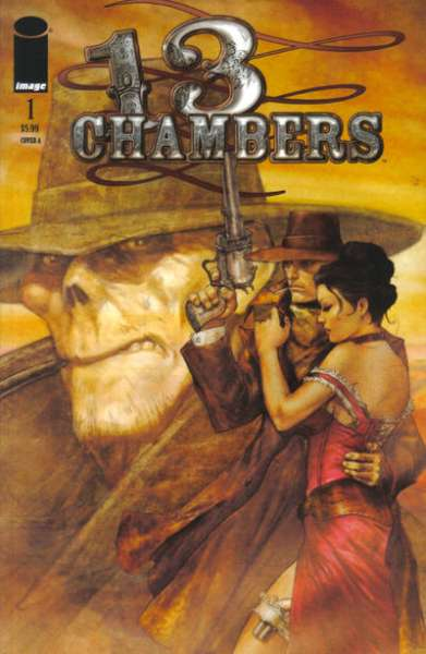 13 Chambers #1 comic books - cover scans photos 13 Chambers #1 comic books - covers, picture gallery