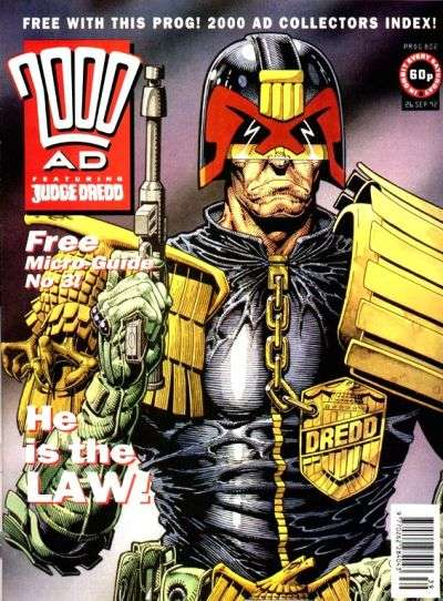 2000 AD #802 comic books for sale