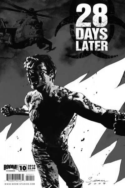 28 Days Later #10 comic books for sale
