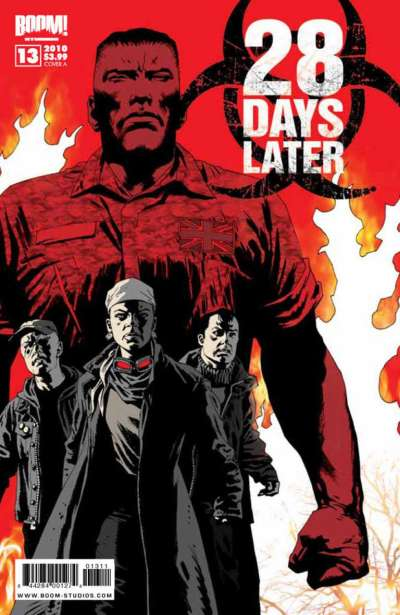 28 Days Later #13 Comic Books - Covers, Scans, Photos  in 28 Days Later Comic Books - Covers, Scans, Gallery