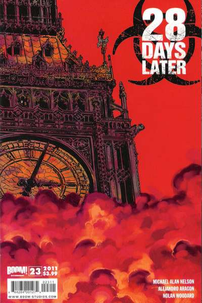 28 Days Later #23 comic books for sale