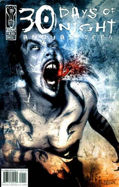 30 Days of Night Annual #1 Comic Books - Covers, Scans, Photos  in 30 Days of Night Annual Comic Books - Covers, Scans, Gallery