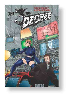 3rd Degree comic books