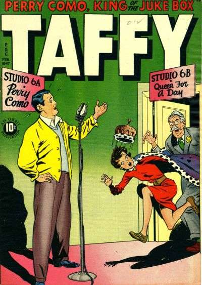 Taffy Comics #6 comic books - cover scans photos Taffy Comics #6 comic books - covers, picture gallery