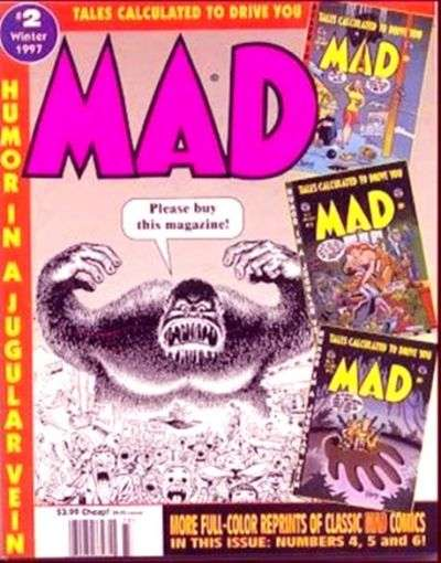 Tales Calculated to Drive You Mad #2 Comic Books - Covers, Scans, Photos  in Tales Calculated to Drive You Mad Comic Books - Covers, Scans, Gallery