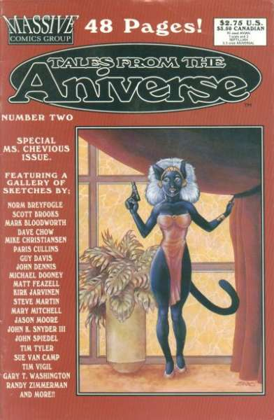 Tales from the Aniverse #2 comic books for sale