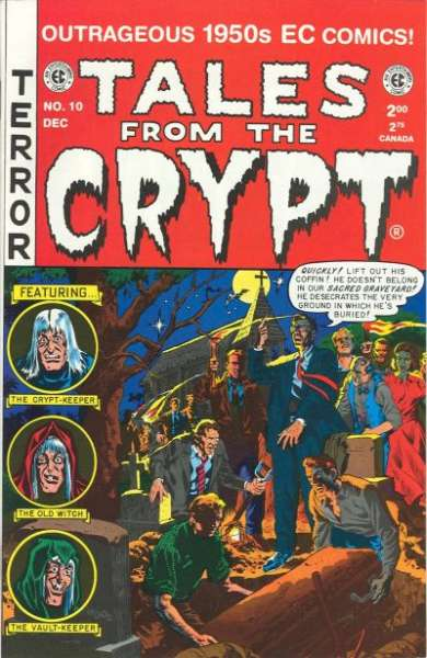 Tales from the Crypt #10 Comic Books - Covers, Scans, Photos  in Tales from the Crypt Comic Books - Covers, Scans, Gallery