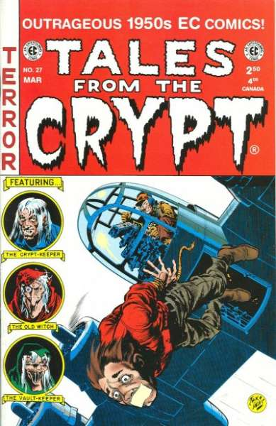 Tales from the Crypt #27 Comic Books - Covers, Scans, Photos  in Tales from the Crypt Comic Books - Covers, Scans, Gallery