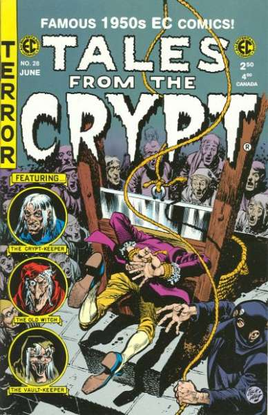 Tales from the Crypt #28 Comic Books - Covers, Scans, Photos  in Tales from the Crypt Comic Books - Covers, Scans, Gallery