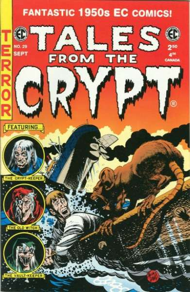 Tales from the Crypt #29 Comic Books - Covers, Scans, Photos  in Tales from the Crypt Comic Books - Covers, Scans, Gallery