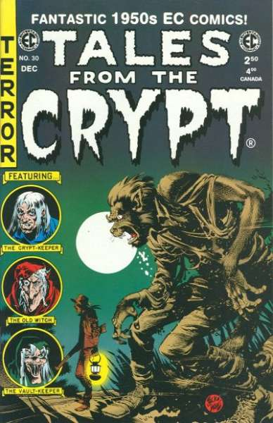 Tales from the Crypt #30 Comic Books - Covers, Scans, Photos  in Tales from the Crypt Comic Books - Covers, Scans, Gallery