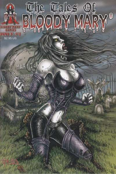 Tales of Bloody Mary #1 Comic Books - Covers, Scans, Photos  in Tales of Bloody Mary Comic Books - Covers, Scans, Gallery