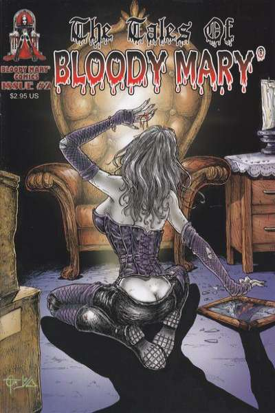 Tales of Bloody Mary #2 comic books - cover scans photos Tales of Bloody Mary #2 comic books - covers, picture gallery