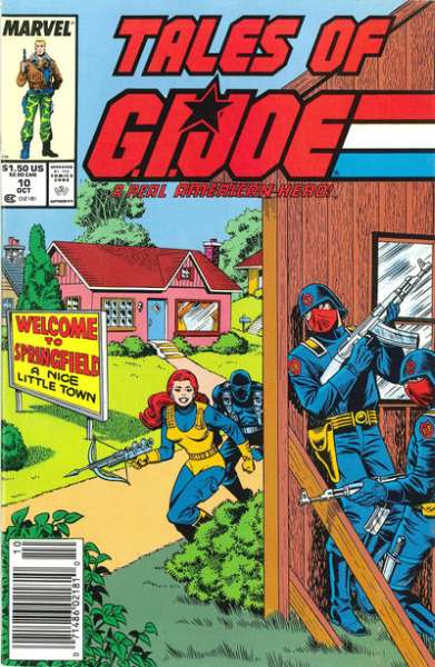Tales of G.I. Joe #10 Comic Books - Covers, Scans, Photos  in Tales of G.I. Joe Comic Books - Covers, Scans, Gallery
