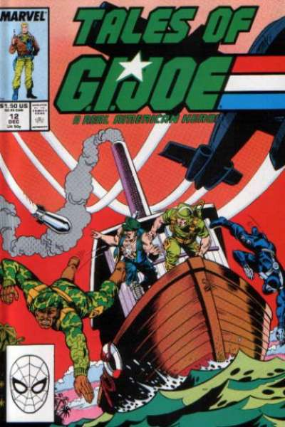 Tales of G.I. Joe #12 comic books for sale