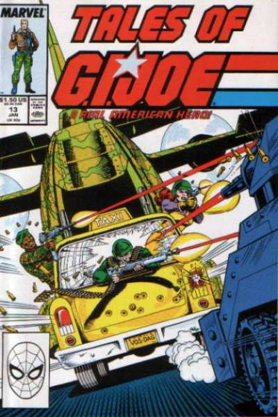 Tales of G.I. Joe #13 comic books - cover scans photos Tales of G.I. Joe #13 comic books - covers, picture gallery