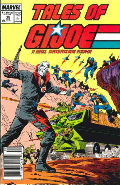 Tales of G.I. Joe #14 Comic Books - Covers, Scans, Photos  in Tales of G.I. Joe Comic Books - Covers, Scans, Gallery