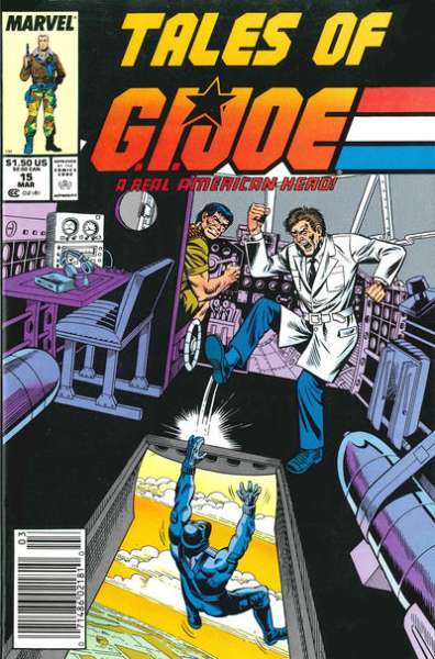 Tales of G.I. Joe #15 comic books for sale