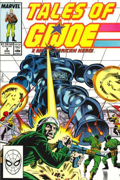 Tales of G.I. Joe #3 Comic Books - Covers, Scans, Photos  in Tales of G.I. Joe Comic Books - Covers, Scans, Gallery