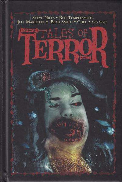 Tales of Terror - Hardcover Comic Books. Tales of Terror - Hardcover Comics.