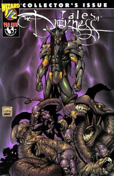 Tales of the Darkness #0 comic books for sale