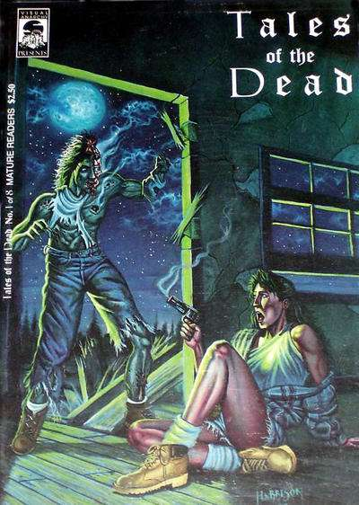 Tales of the Dead comic books