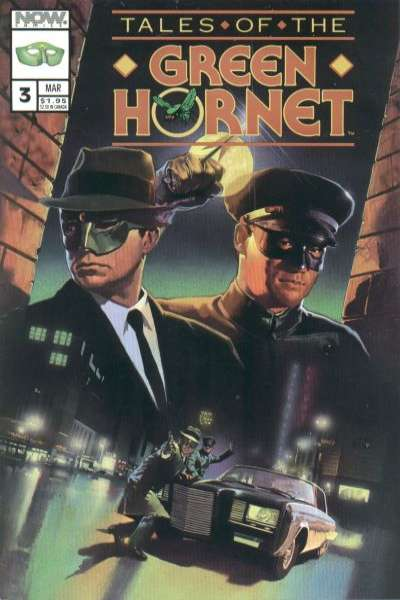Tales of the Green Hornet #3 comic books - cover scans photos Tales of the Green Hornet #3 comic books - covers, picture gallery